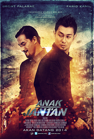 30 OKTOBER 2014 - ANAK JANTAN