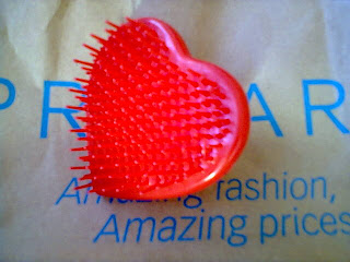Cepillo tipo tangle teezer Primark