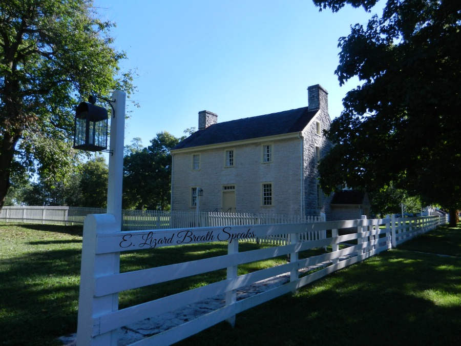 Shaker Village of Pleasant Hill, Harrodsburg, Kentucky