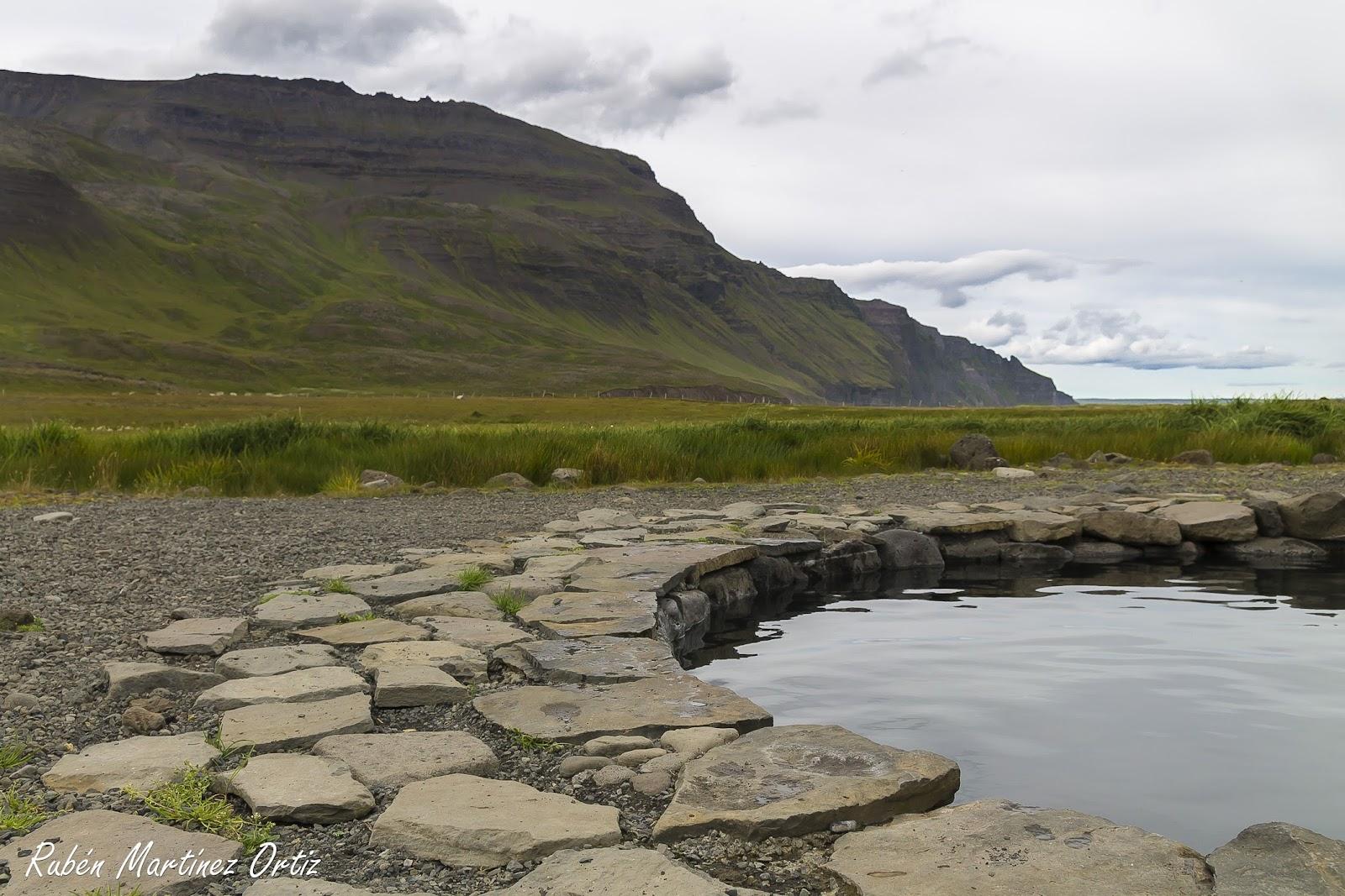 Rutinadas islandia iv cerrando la road ring for Piscinas naturales islandia