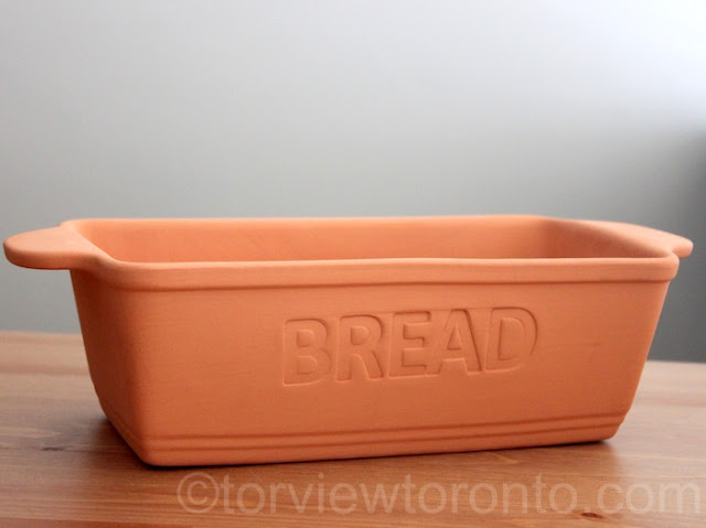 mason cash terracotta loaf form bread pan