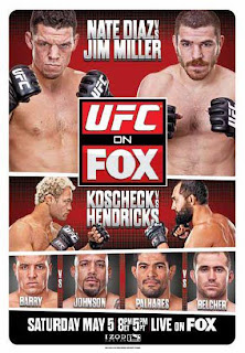 ufc Download   UFC on FX 3: Diaz Vs Miller   HDTV