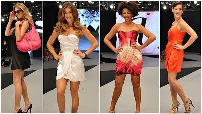 modelos vestidos usar verão