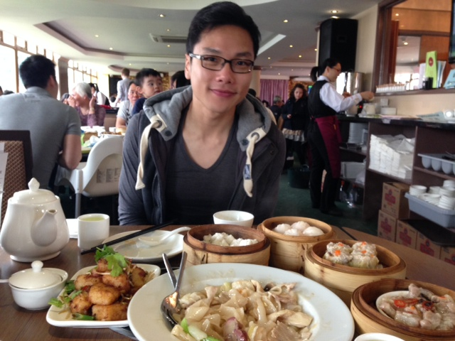 Dim Sum at Sky, Newcastle