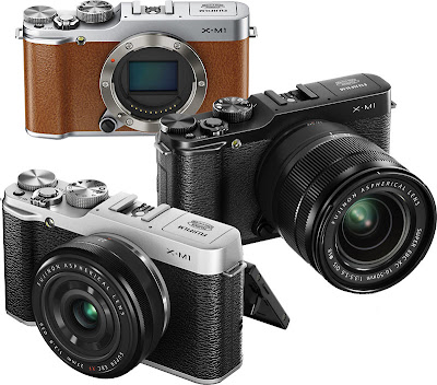 Camera FUJIFILM X-M1