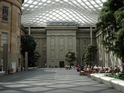 Atrium of the Smithsonian American Art Museum, Washington DC