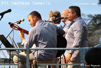 L'Empordanet a la XVI cantada d'havaneres de Tamariu