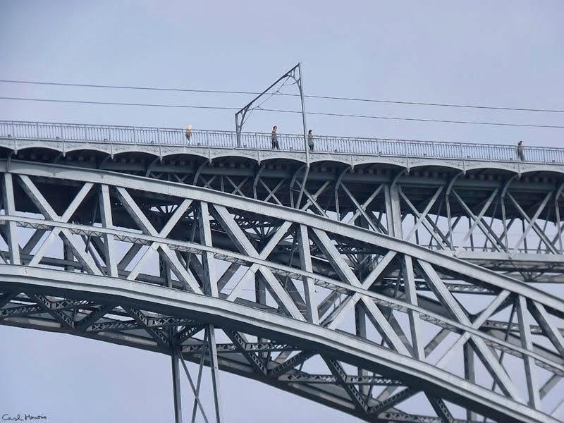 Ponte Dom Luiz, Porto.