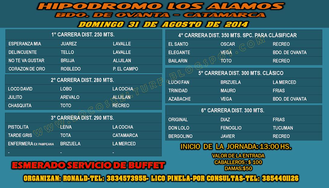 31-08-14-PROG-HIP. LOS ÁLA-CAT