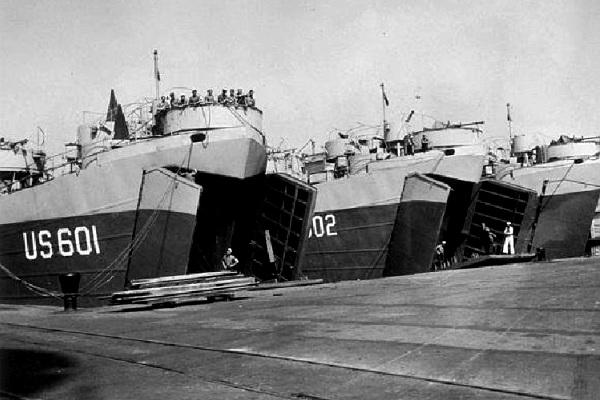 Kapal Perang eks US Navy