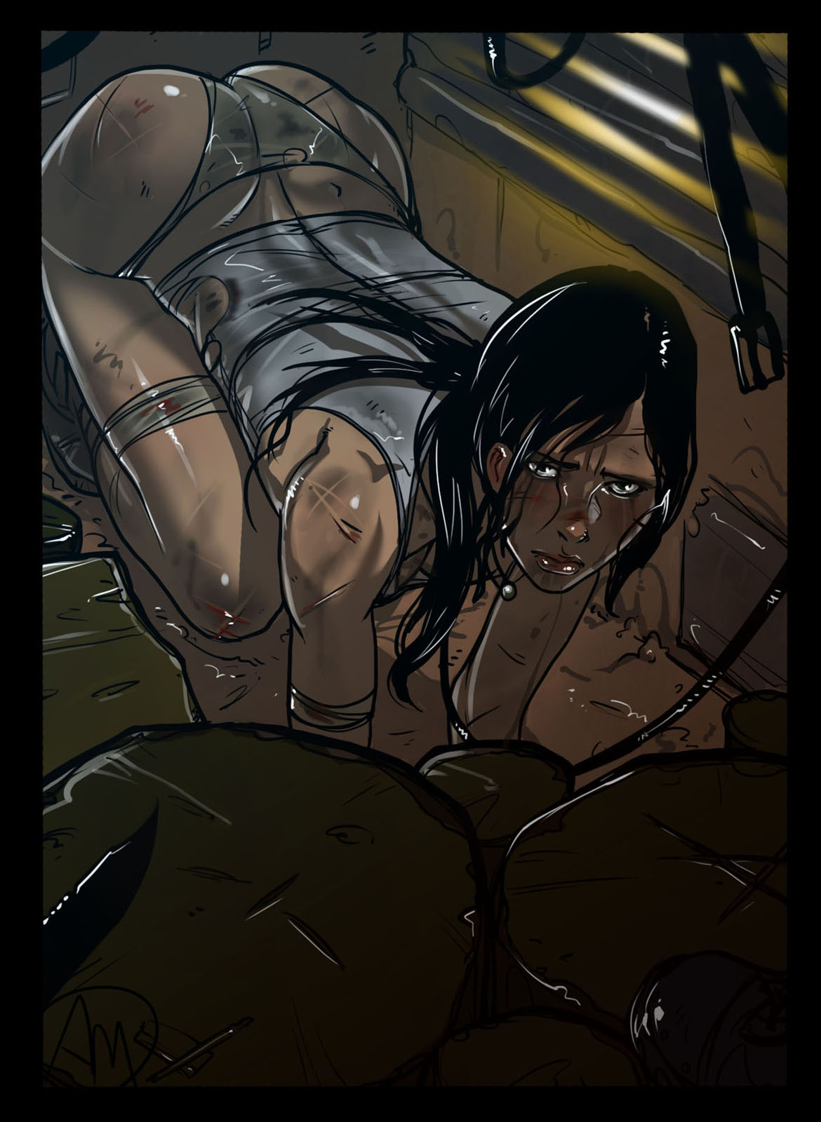 Lara croft hentai pic sexy photo