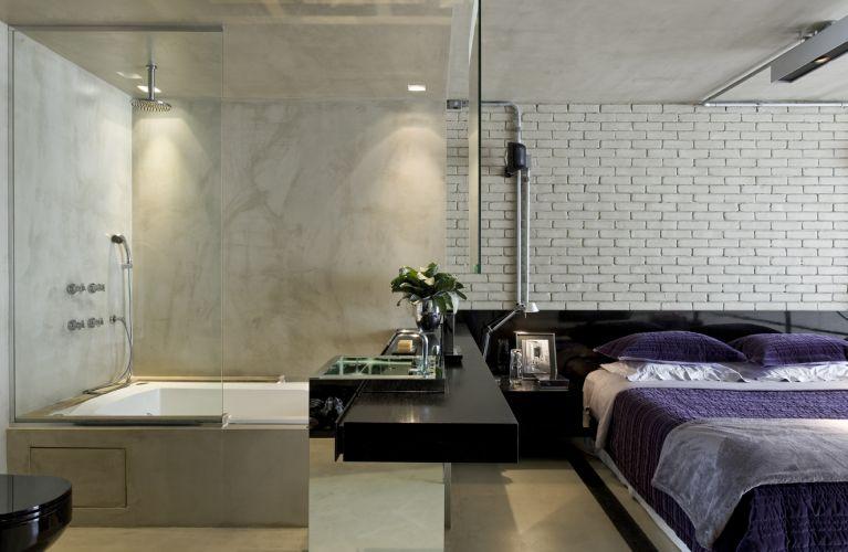 Banheiros Modernos, quais são as tendências? - DecorSalteado
