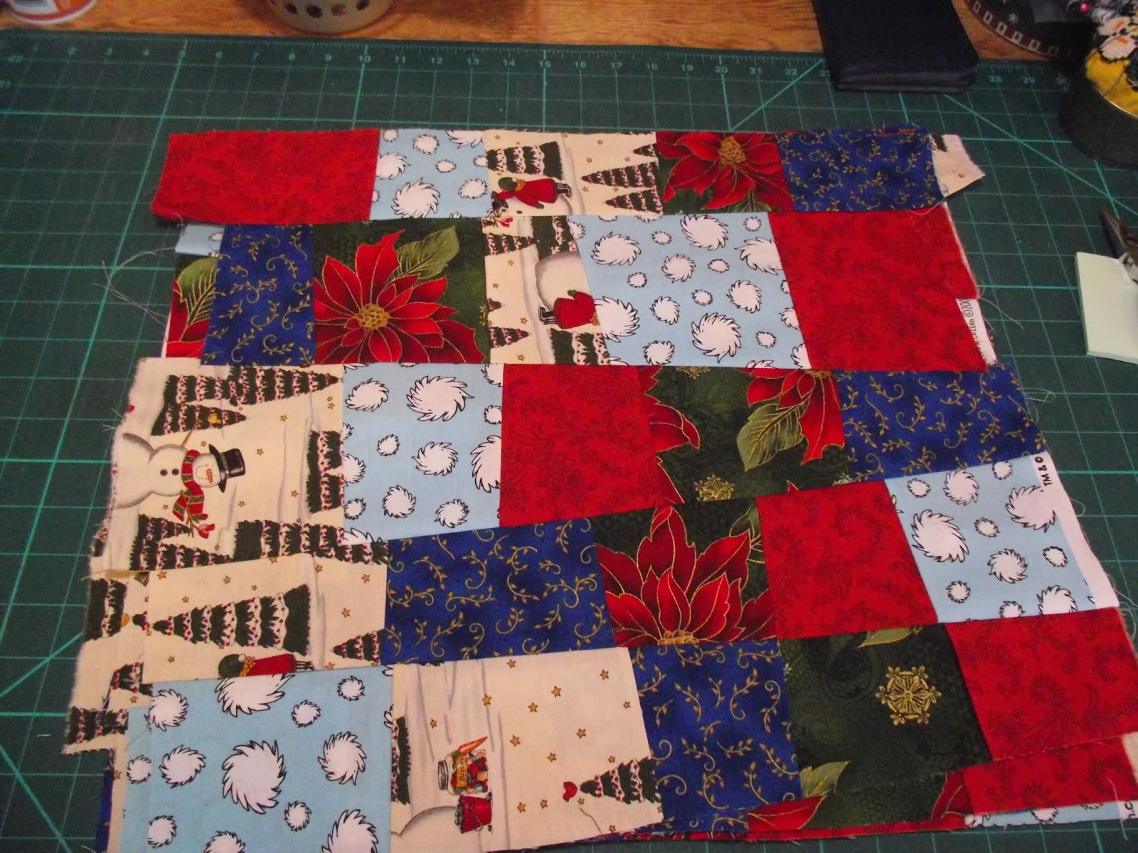 Good Earth Quilting Two Hour Quilt Possibilities