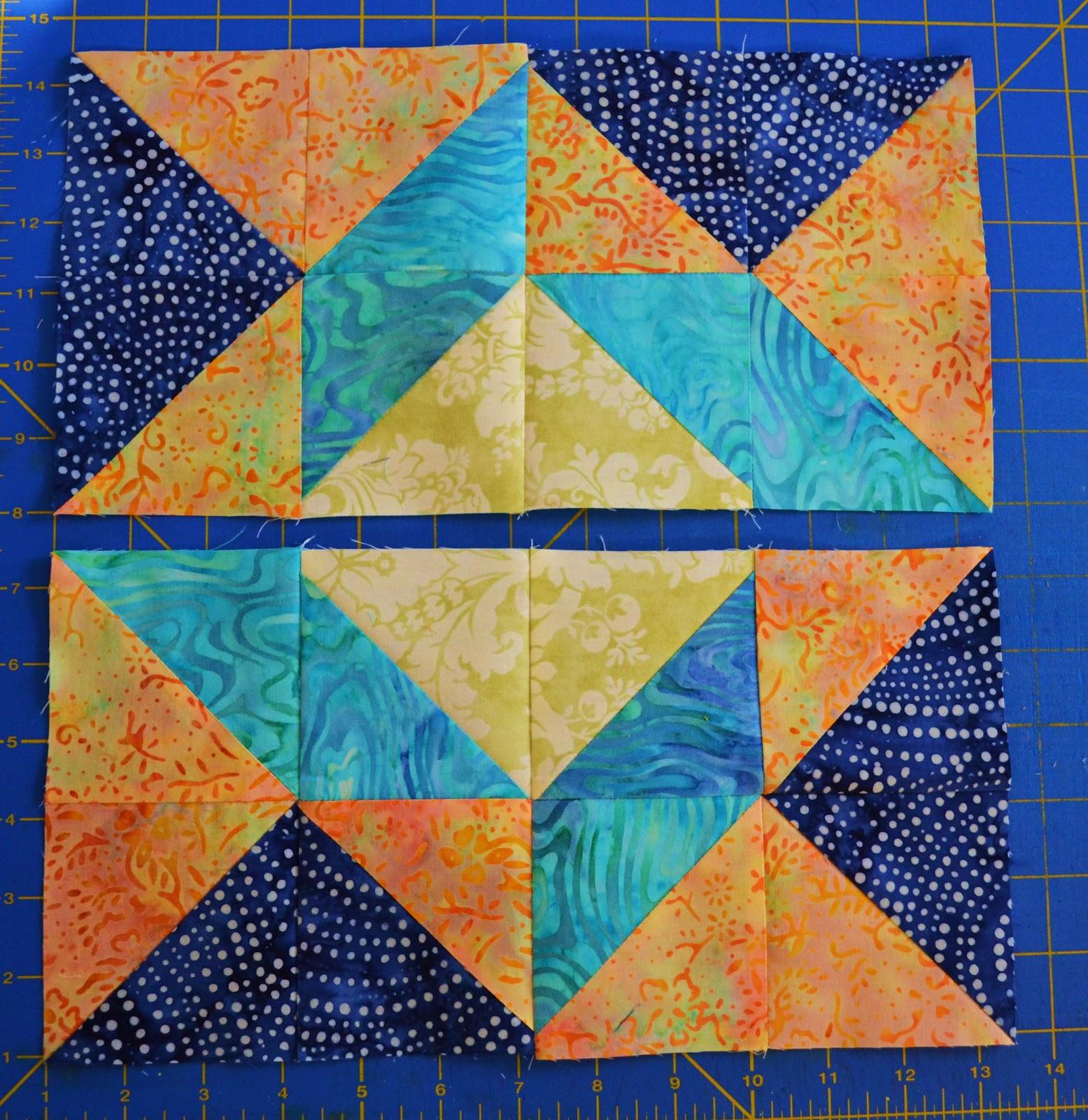 Chock A Block Quilt Blocks Balkan Puzzle