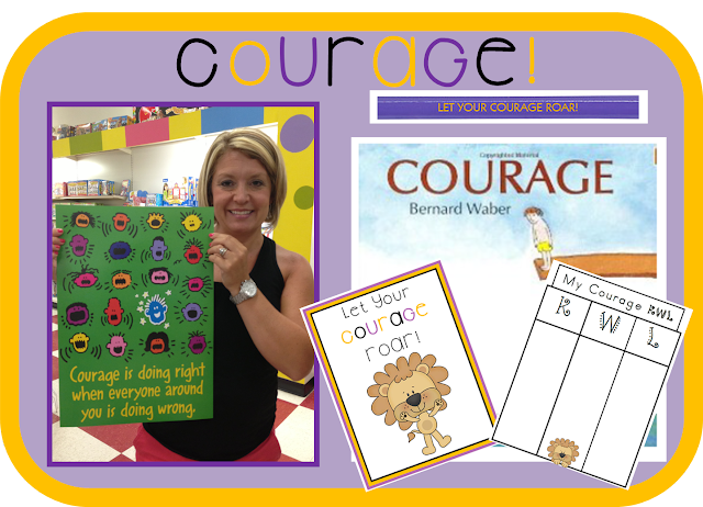 Classroom Management. courage, photo