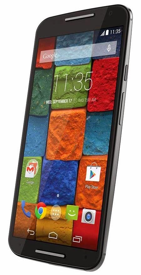 best smartphones: Moto X 2014