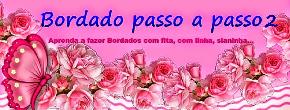 BORDADO PASSO A PASSO 2