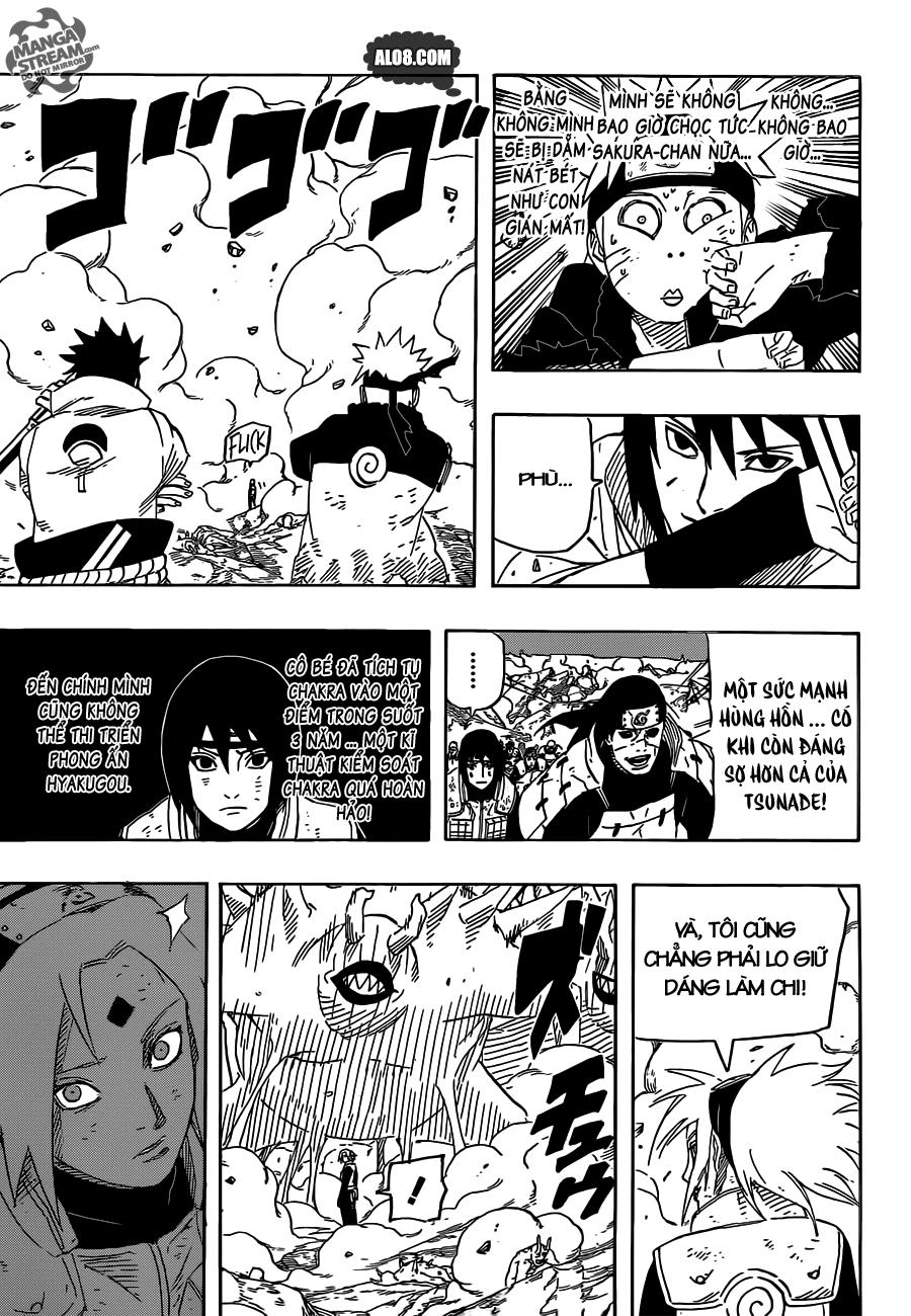 Naruto chap 632 Trang 17