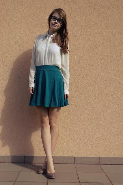Moja propozycja eleganckiego stroju :*