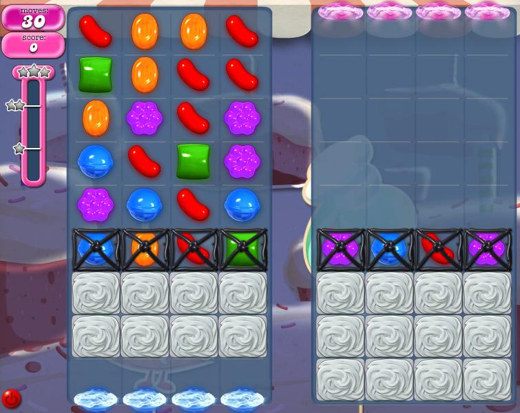 Level 353 | Candy Crush tips level 353