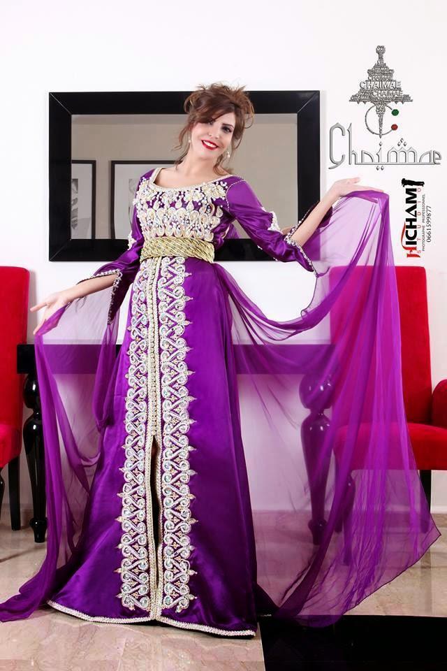 Mauve One Shoulder Caftan Dress - Caftan Mauve Claire ...