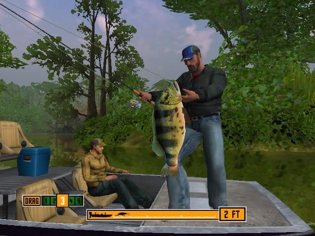Rapala pro fishing pc game free download games world for Free fishing game