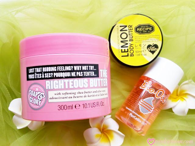 Kebiasaan Cantik dan Sehat Pinku Room Dewi Yang Besuty Blogger