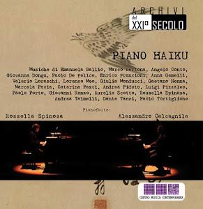 Link: Alessandro Calcagnile, pianoforte - Valerio Loraschi, compositore