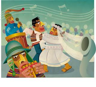 ilustraciones hijo Toro