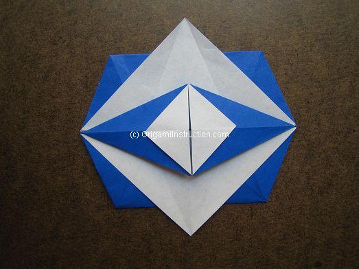Origami Tato Box Instructions