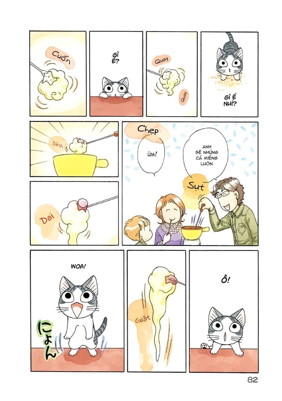 TruyenHay.Com - Ảnh 4 - Chii's Sweet Home Homemake 121