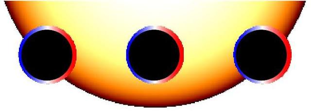 HD 189733b pasando por su estrella