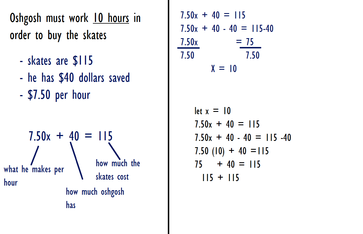 Dane\'s Two Step Algebra Problem Solving; page 45 | 814 Math Blog (2015)