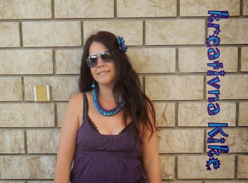 ...ogrlica & ukosnica :)