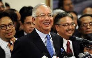 Najib kini tidur lena, tak keseorangan