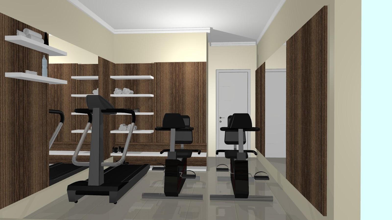 ambientes interiores academia