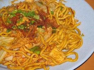 Resep Masakan Mie Goreng Pedas