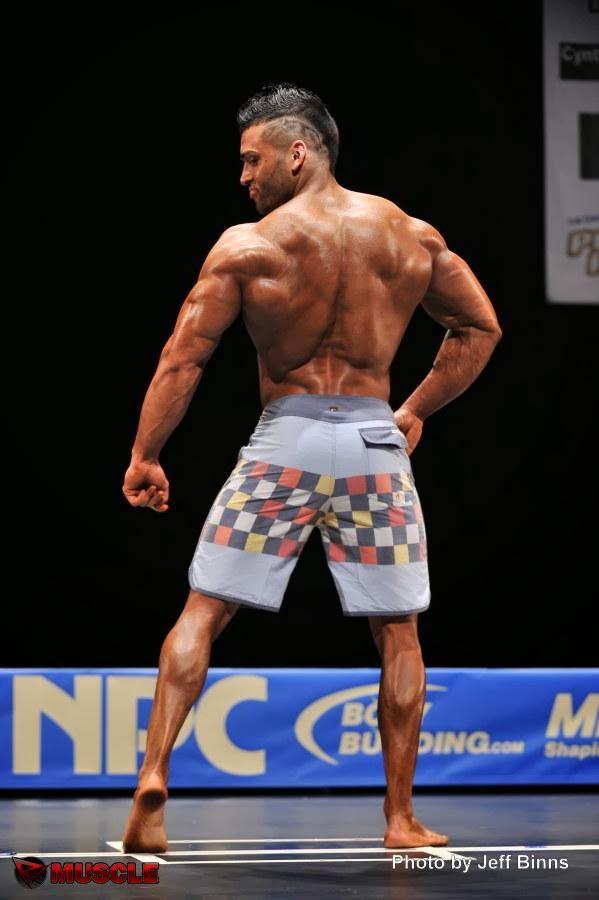 Gerardo Gabriel Bodybuilder