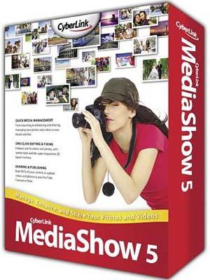 CyberLink MediaShow Ultra 5.1.2109