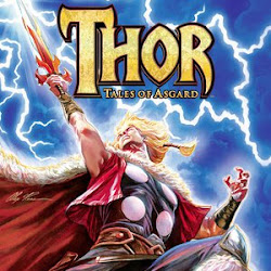 Poster Thor: Tales of Asgard 2011