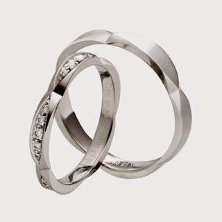 フラージャコー 名古屋 シンプル 結婚指輪 プラチナ 栄 婚約指輪 桜
