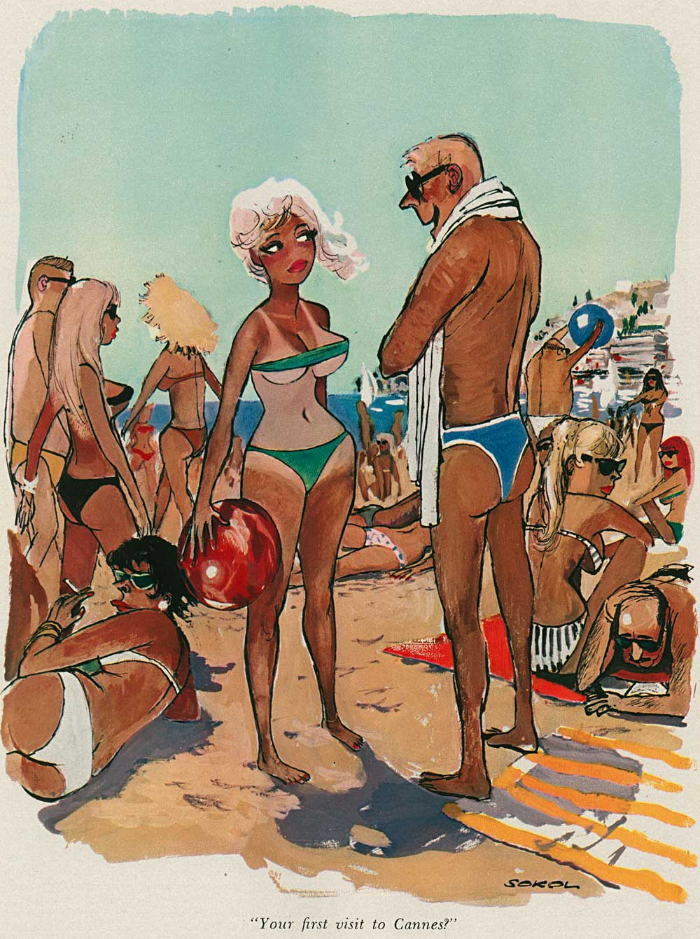 Erotic caricatures sex gallery