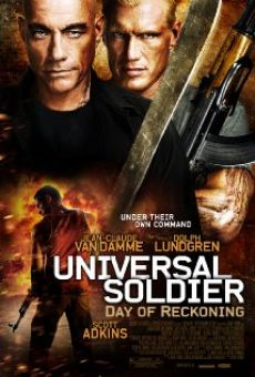 Chiến Binh Trả Thù - Universal Soldier: Day Of Reckoning (2012) Poster