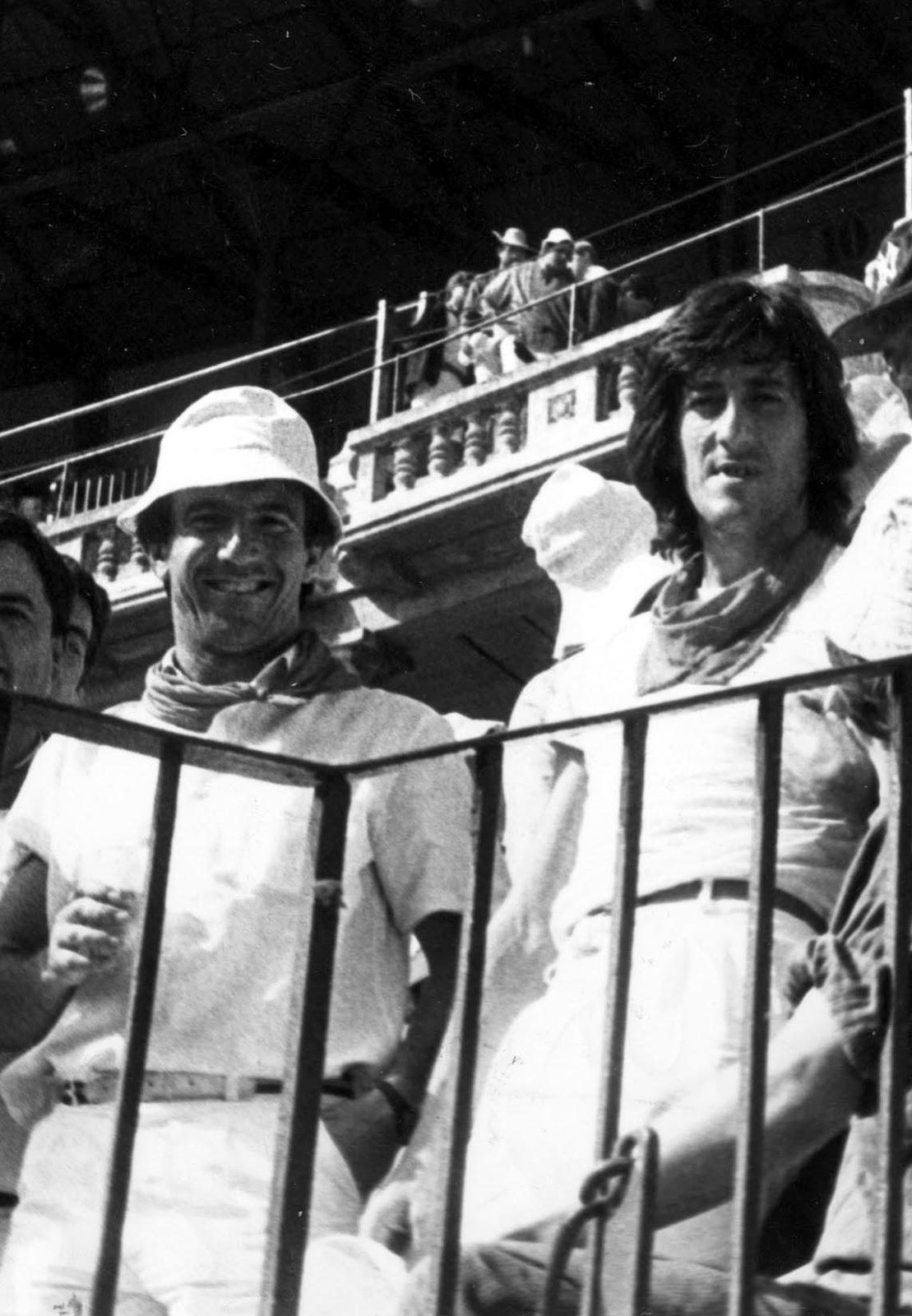 FOTOS HISTORICAS O CHULAS  DE FUTBOL Juanito+en+San+Ferm%C3%ADn+1985