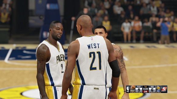 NBA 2K15 PC GAME REVIEW SCREENSHOT WWW.OVAGAMES.COM 5 NBA 2K15 RELOADED