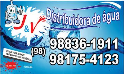 J & V Distribuidora de Água em Tutóia