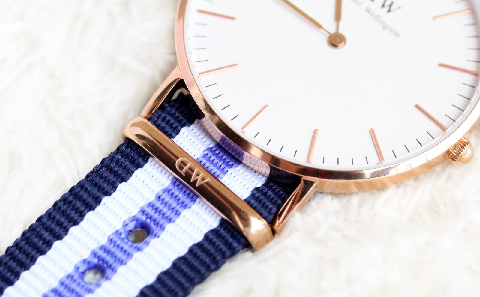 Daniel Wellington Classic Trinity Lady Watch