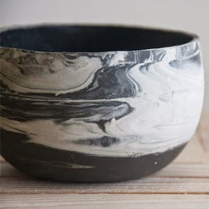 Ma Bicyclette - Buy Handmade - Ceramics - ONEandMANY - Marble Bowl