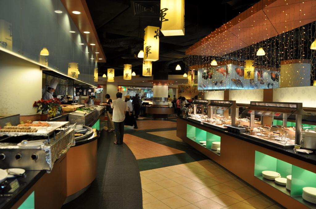 My passion shogun japanese restaurant 1 utama - Shogun japanese cuisine ...