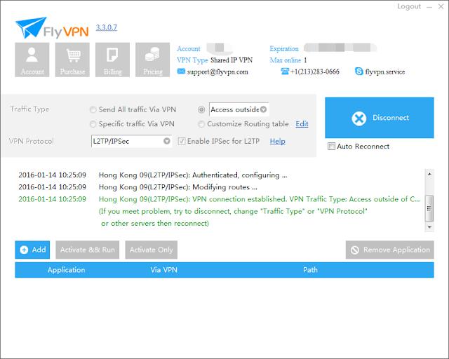 免費VPN